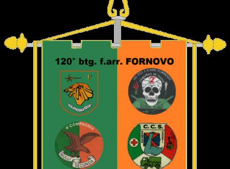 Festa della Bandiera del 120° Fornovo