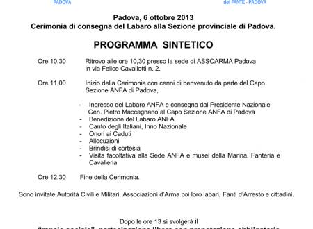 Sezione di Padova – ANFA