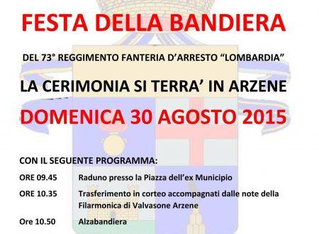 """Festa della Bandiera del 73° """"Lombardia"""""""